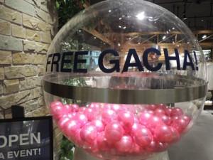 FREE GACHA!